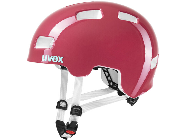 UVEX hlmt 4 Casque Enfant, pink